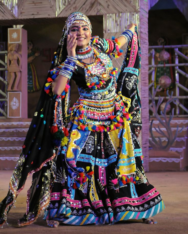 Dances Of Rajasthan Everyday Tribal