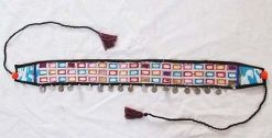 Shisha Mirror Belt