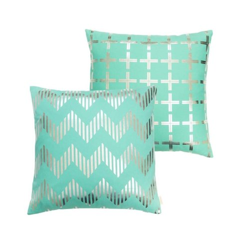 Penelope-Hope-Cotton-Metallic-Silver-Cushion-Line-Chevron-Teal-Silver-v2_1024x1024